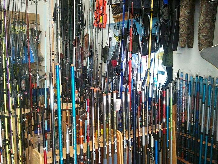 купить бу рыболовные снасти в белгороде